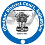 Dholpur District Court Recruitment 2021 - Employment News In Bharatpur District Court