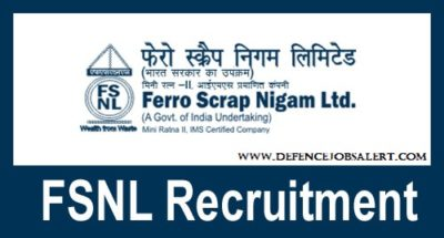 FSNL Recruitment