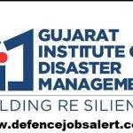 GIDM Recruitment 2021 - Latest Jobs Notification In Gujarat Institute of Disaster Management