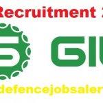 GIL Recruitment 2021 - Latest Jobs Notification In Gujarat Informatics Limited
