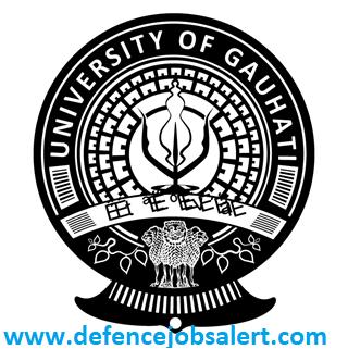 Gauhati University Recruitment