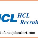 HCL Delhi Recruitment