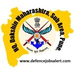 HQ Dakshin Maharashtra Sub Area Pune Recruitment 2021 Govt Jobs In HQ Dakshin Maharashtra Sub Area