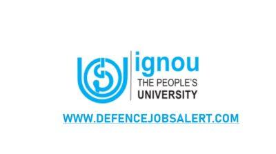 IGNOU Recruitment