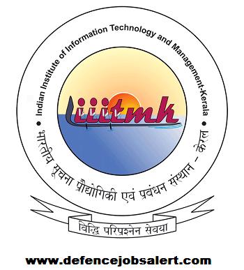IIITM Kerala Recruitment