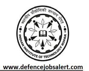 IIT Ropar Recruitment