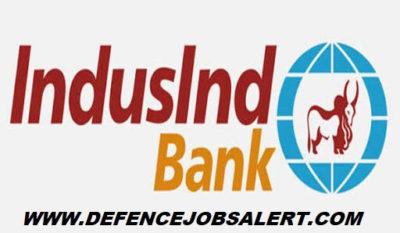 IndusInd Bank Jobs