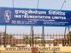 Instrumentation Limited Recruitment
