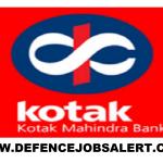 Kotak Mahindra Bank Trivandrum Recruitment
