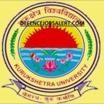 Kurukshetra University Recruitment 2021 - 286 Professor, Associate Professor And Other Vacancy | Welcome For New Jobs