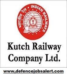 Kutch-Railway-Company-Ltd-Recruitment