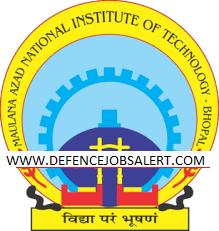MANIT Bhopal Recruitment