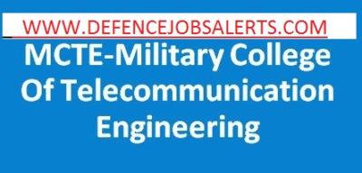 MCTE-Mhow-Recruitment