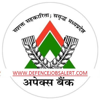MP State Cooperative Bank Recruitment