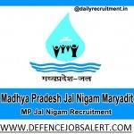 MPJNM Recruitment 2021 Govt Jobs In Madhya Pradesh Jal Nigam Maryadit