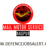 Mail Motor Service Nagpur Recruitment 2021 Govt Jobs In Mail Motor Service