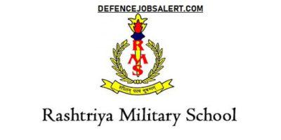 Military School Bengaluru Recruitment