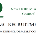 NDMC Delhi Recruitment 2021 - 09 Jobs In New Delhi Municipal Council, Apply Now