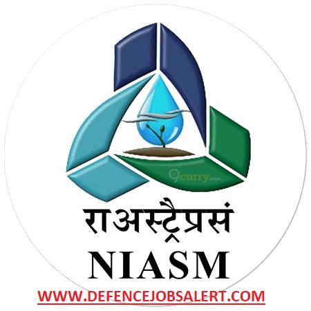 NIASM Pune Recruitment