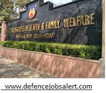 NIHFW Munirka Recruitment