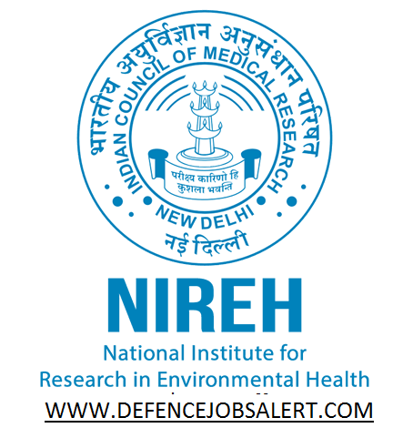 NIREH Bhopal Recruitment