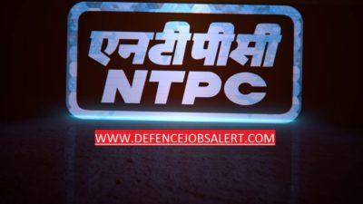 NTPC Gadarwara Recruitment