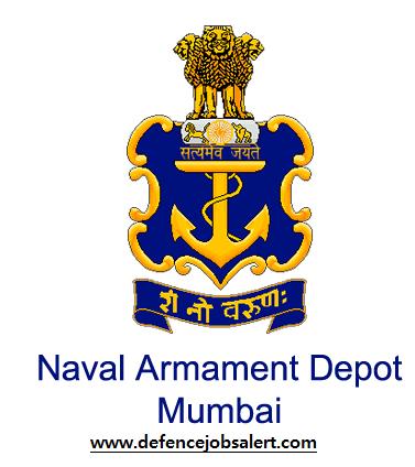 Naval-Armament-Depot-Mumbai-Recruitment