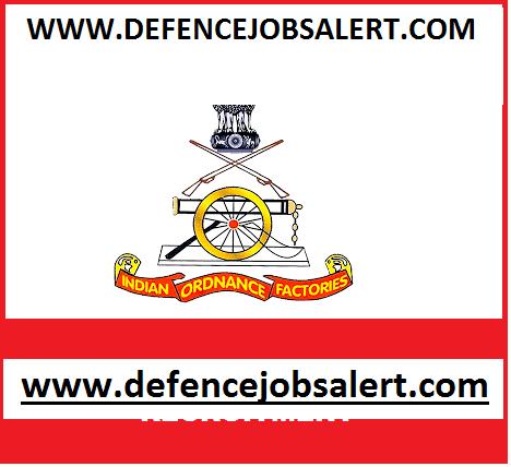 Ordnance Factory Ambarnath Recruitment