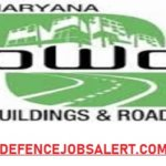 PWD Haryana Recruitment 2021 Apply For Clerk, Computer Operator Vacancies