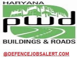 PWD Haryana Recruitment