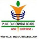 Pune Cantonment Board Recruitment 2021 - Latest Jobs Notification In Pune Cantonment Board