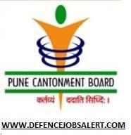 Pune Cantonment Board Recruitment