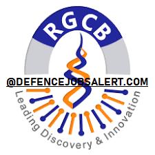 RGCB Recruitment