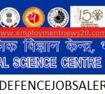 RSC Bhopal Recruitment 2021 Govt Jobs In Regional Science Centre