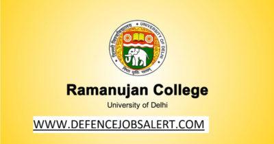 Ramanujan College Recruitment