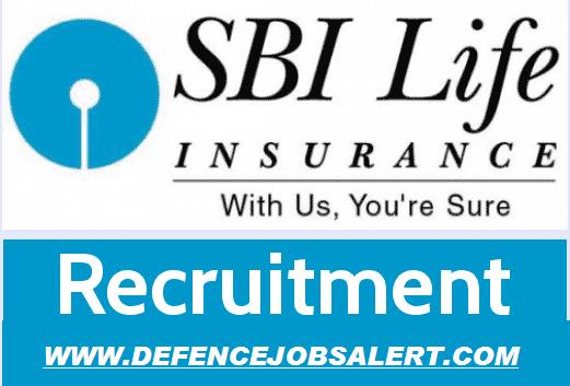 SBI Life Insurance Recruitment