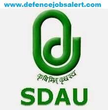 SDAU Recruitment