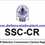 SSC CR Recruitment 2021 | Govt Jobs In Staff Selection Commission Central Region