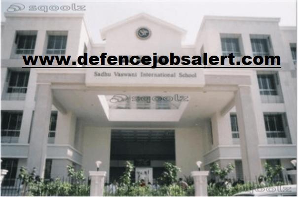 Sadhu Vaswani College of Nursing Recruitment