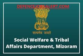 Social Welfare And Tribal Affairs Mizoram Recruitment
