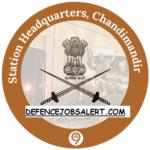 Station HQ Chandimandir Cantt Recruitment 2021 Govt Jobs For Driver, Chowkidar & Messenger Vacancies