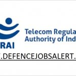TRAI Bhopal Recruitment 2021 Govt Jobs In Telecom Regulatory Authority of India