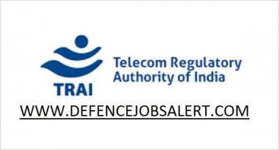 TRAI Bhopal Recruitment