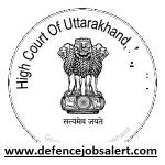 Uttarakhand High Court Recruitment 2021 Govt Jobs In 10 Law Clerk (Trainee) & Other Vacancies