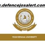 Yogi Vemana University Recruitment 2021 Apply Online For 05 JMO, Staff Nurse, Lab Technician & Pharmacist Vacancies