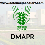 DMAPR Recruitment 2021 - Latest Jobs Notification In Directorate of Medicinal and Aromatic Plants Research