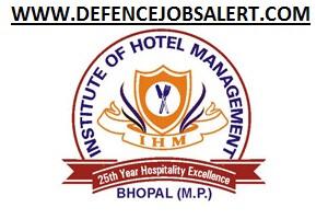 IHM Bhopal Recruitment