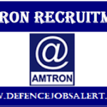 AMTRON Recruitment 2021 - Apply online for 17 Electrical Personnel And IT Specialist Vacancies