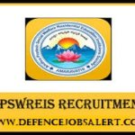 APSWREIS Recruitment 2021 - Jobs In Andhra Pradesh Social Welfare Residential Educational Institutions Society