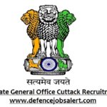 Advocate General Office Cuttack Recruitment
